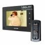 Комплект вызывная панель с видеодомофоном