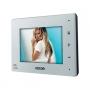 Видеодомофон Kocom KCV-A374 белый/черный