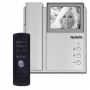 Комплект ч/б видеодомофона FE-4HP2/AVP-506U