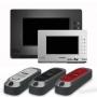 Комплект цветного видеодомофона Commax CDV-70A / VC-412
