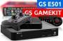 Комплект из HD-ресиверов и игровой приставки GS E501/GS Gamekit (Триколор ТВ HD на 2 телевизора)